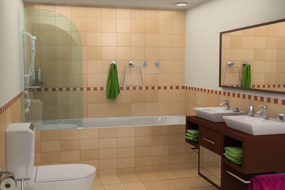 27 New Bathroom Tiles Low Cost