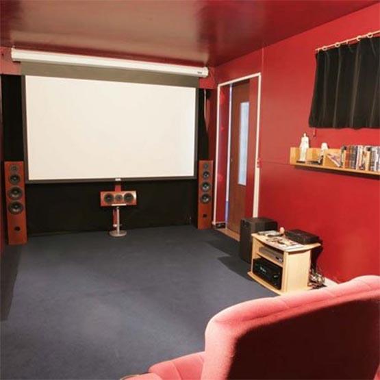 garage conversion approved trader. Black Bedroom Furniture Sets. Home Design Ideas