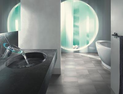 Grey Tiles Bathroom Colour Scheme, Kitchen Design   Floor Tiles, Wall Tiles    Tiling