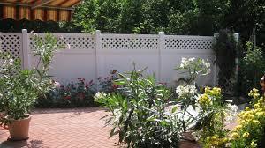 Delightful Plastic Garden Fencing